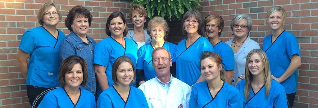 Dr. Sulken's team - Fostoria Dentist