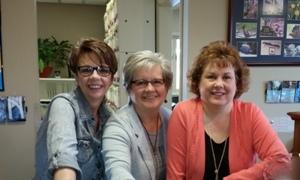 Sulken front desk team - Fostoria Dentist