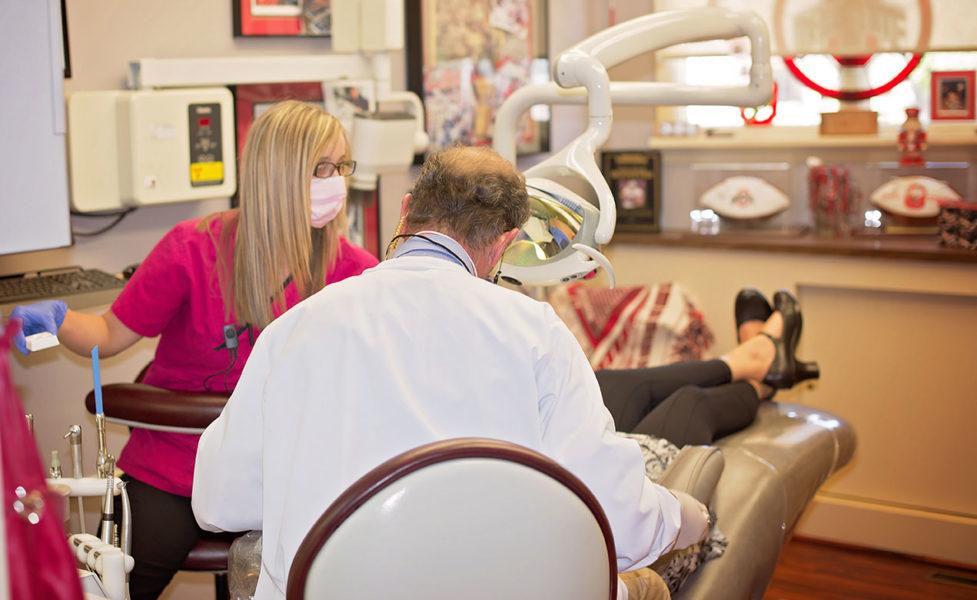 Sulken Dental Appointment - Fostoria Dentist