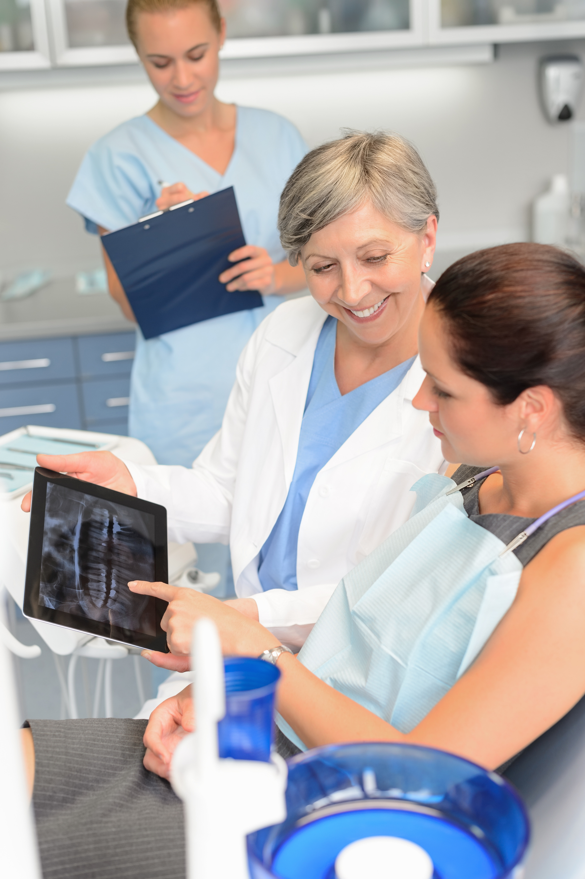 Why Do Dentists Use X-Rays?