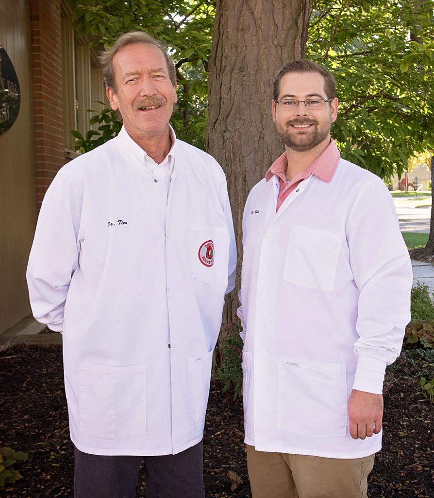 Dr. Sulken and Dr. Kinn