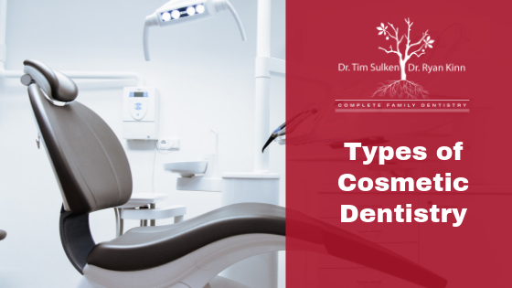 Types Of Cosmetic Dentistry – Part 1