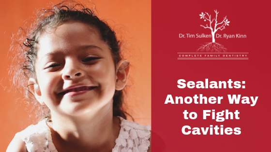 Sealants: Another Way to Fight Cavities