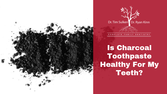 Is Charcoal Toothpaste Healthy For My Teeth?