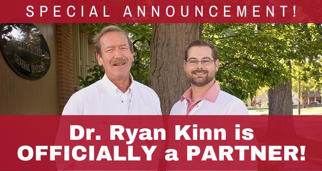 Dr. Kinn Is A Officially A Partner